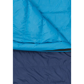 Y by Nordisk Tension Mummy 500 Sac de couchage M, royal blue/methyl blue